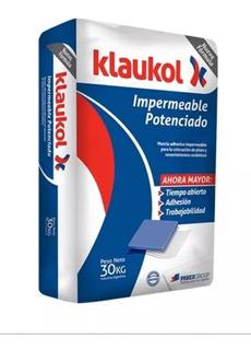 Klaukol Impermeable Potenciado 30 Kg.