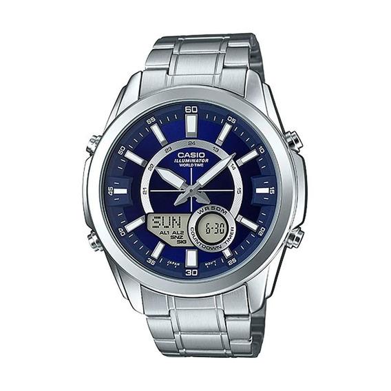 Relógio Casio Masculino Amw-810d-2avdf 006448rean