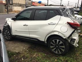 Nissan Kicks 1.6 16v S 5p Sucata Para Peças