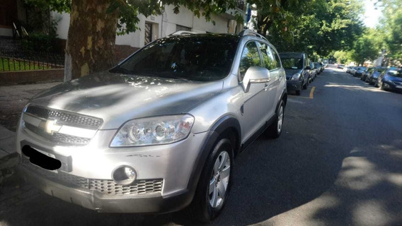 Chevrolet Captiva 2.4 Lt Manual