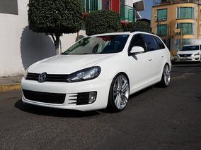 Volkswagen Golf Sportwagen 2.5 Tipt Piel Techo Panoramico At