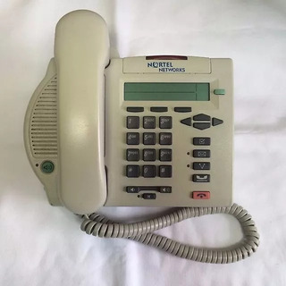 Telefone Digital M3902 Nortel - Uso Com Central Meridian