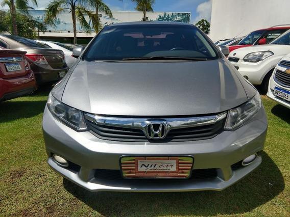 Civic Sedan Lxs 1.8 Flex 16v Aut. 4p