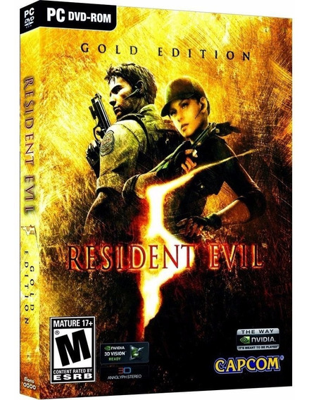 Resident Evil 5 Gold Edition Steam Key