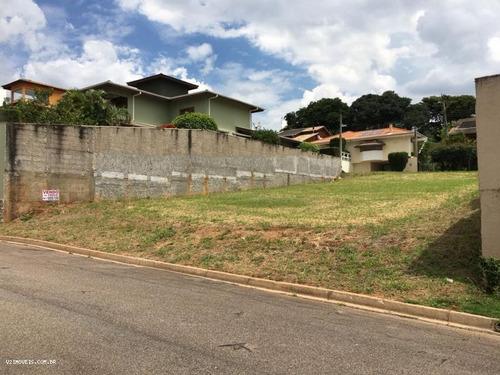 Terreno Em Condomínio Para Venda Em Jundiaí, Caxambu - Te390_2-766835