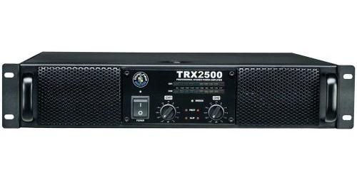 Amplificador Power Topp Pro Trx 2500 ( Leer Antes)