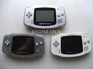 Game Boy Advance Original Nintendo!! Carcaça 100% Original!!