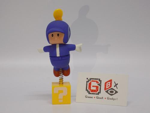 Figura  Toad Volador Azul Elice 17 Cm