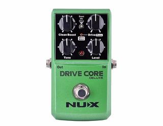 Pedal De Efecto Nux Drive Core Deluxe