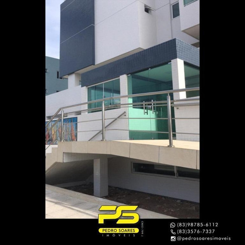 Apartamento Com 3 Dormitórios À Venda, 90 M² Por R$ 480.000 - Bessa - João Pessoa/pb - Ap4211