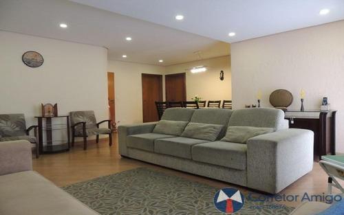 Imagem 1 de 19 de Serra De Bragana 3 Dormitórios E 2 Vagas Próximo Do Centro  - Ml133