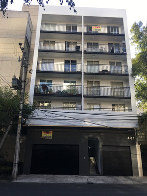 Departamento En Renta En Polanco Esquina Ejercito Nacional