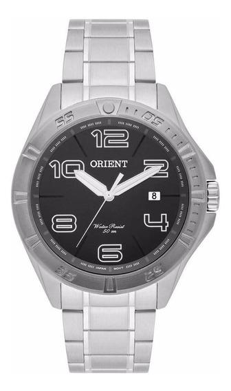 Relógio Masculino Orient Analógico Mbss1274 G2sx 10 Atm