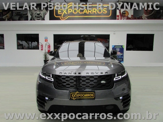 Land Rover Velar P380 Hse R-dynamique - Ano 2019 Blindada