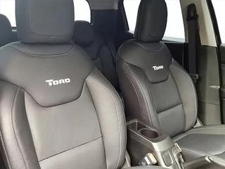 Capa Banco Carro Couro Fiat Toro Endurance 2018