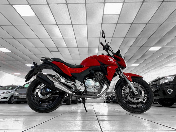Honda Cb Twister 250 Ano 2016 Financiamos Em 36x Baixo Km