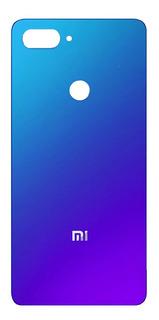 Tampa Traseira Xiaomi Mi 8 Lite