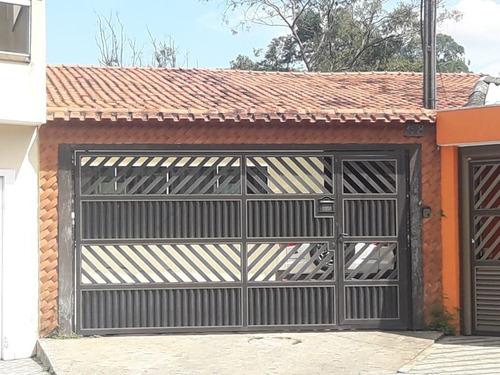 Imagem 1 de 24 de Excelente Casa Térrea À Venda - 3 Quartos - 5 Vagas - Terra Nova Ii - São Bernardo Do Campo/sp - 50074