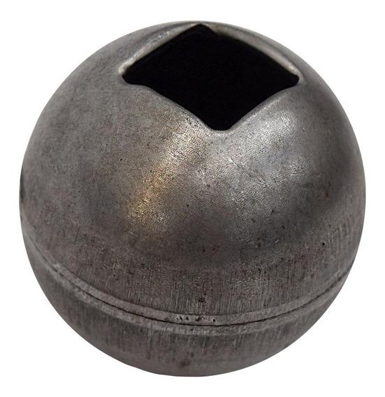 Esfera Para Herrería 1 1/2 Con 1 Perforación (fa-esf112)