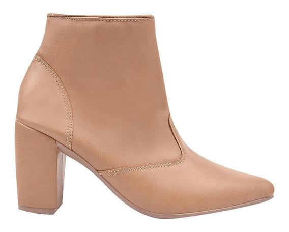 Bota Coturno Sapato Feminino Chiquiteira Chiqui/4109