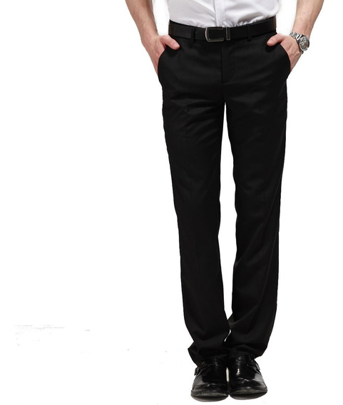 Pantalones Vestir Hombre Ropa Y Accesorios En Mercado