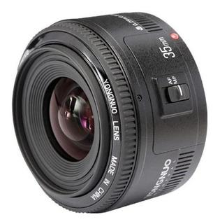 Lentes Yongnuo 35mm F2.0 Para Canon Automático/manual