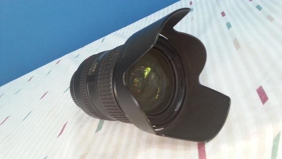 Lente Nikon Af-s Dx 18-200mm F/3.5-5.6g Ed Vr Il (usada)