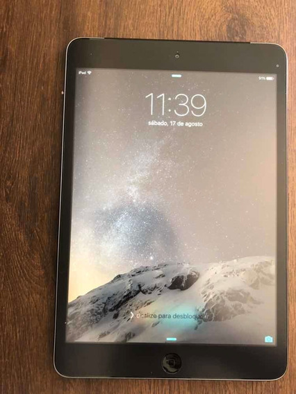 Apple iPad Mini Wi-fi 16gb Sp Gray/ Cinza Espacial