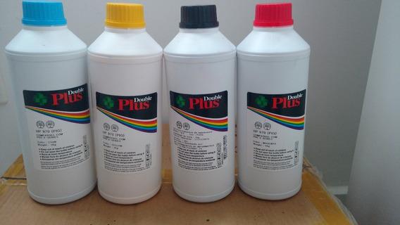 Kit 4l De Tinta Pigmentada Para Hp Pro X 451dw, Pro X 476dw