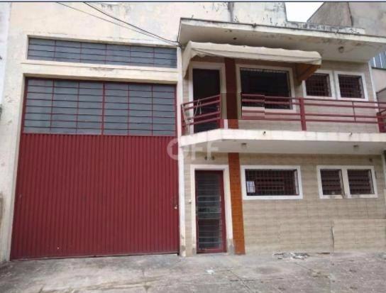 Galpão Para Aluguel Em Jardim Do Trevo - Ga006816