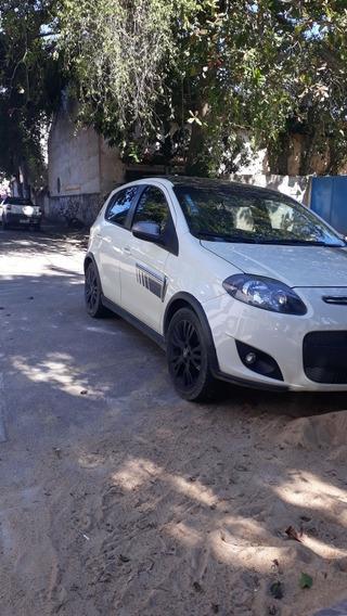 Fiat Palio 1.6 16v Sporting Blue Edition Flex Dualogic 5p