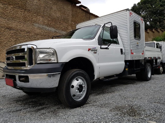 Ford F4000 4x4 Ano 2015/2016 Cabine Suplementar 2 Unidades