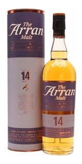 Whisky Single Malt The Arran 14 Años 46%abv Origen Escocia.