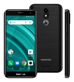 Smartphone Positivo Twist Dual Chip Android Oreo Preto