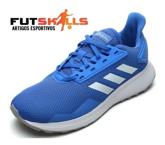 Tênis adidas Duramo 9 Masculino - Azul