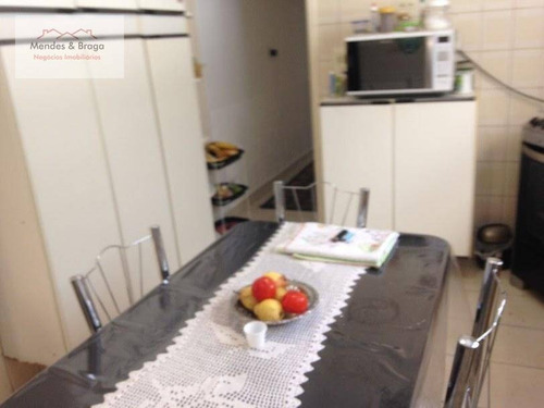 Imagem 1 de 30 de Casa À Venda, 166 M² Por R$ 550.000,00 - Vila Rosália - Guarulhos/sp - Ca0047