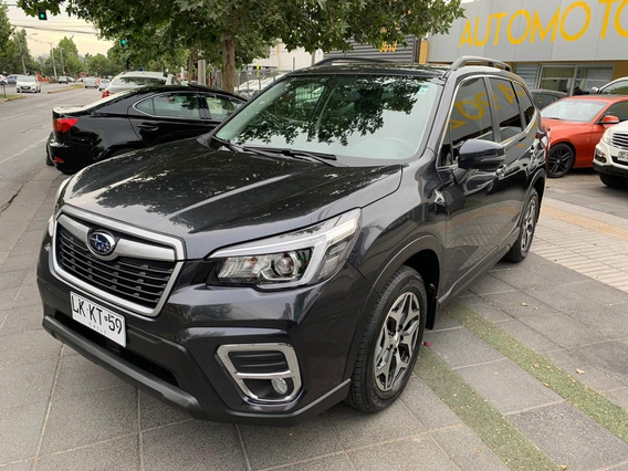Subaru Forester Xs 2.5 Cvt 2019
