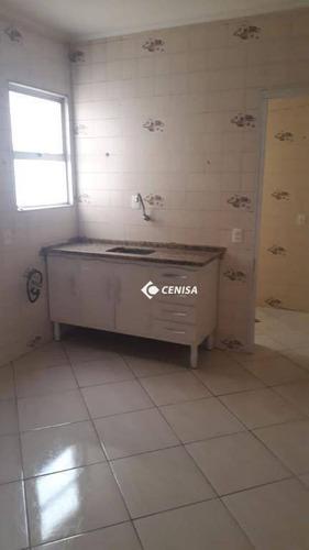 Imagem 1 de 9 de Apartamento Com 2 Dormitórios À Venda, 50 M² Por R$ 215.000,00 - Chácara Alvorada - Indaiatuba/sp - Ap1218