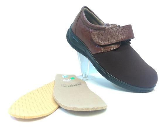 Zapato De Dama Para Pie Diabético Y/o Preventivo