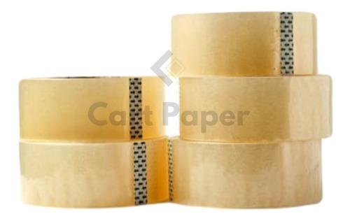 Cintas De Embalaje 36 Unidades Transparente  / Cart Paper