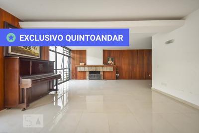 Casa Mobiliada Com 4 Dormitórios E 4 Garagens - Id: 892918449 - 218449