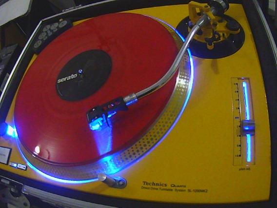 Toca Discos Technics Sl 1200 Mk2 + Case
