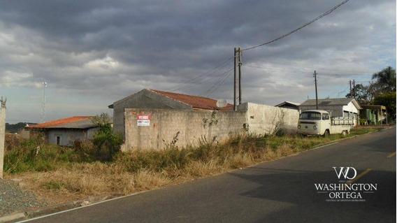 Terreno À Venda, 390 M² Por R$ 170.000 - Campina Da Barra - Araucária/pr - Te0198