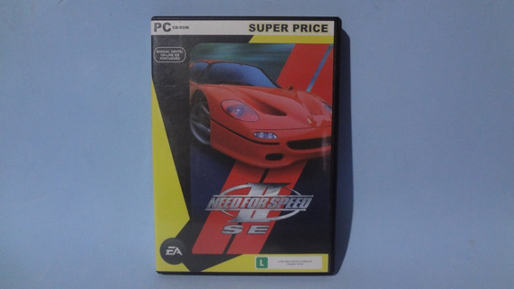 Jogo Need For Speed Ii Se Pc-cd Rom - Super Price