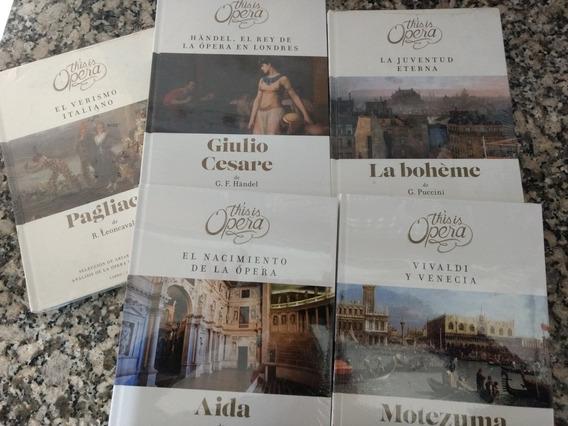 Colección This Is Opera: Libro + Cd + Dvd