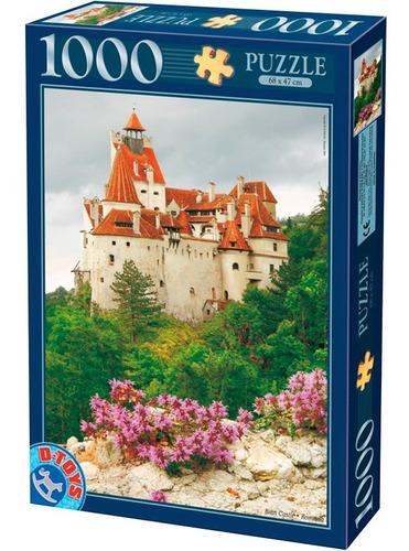 Rompecabezas D-toys: Castillo De Bran, Rumania
