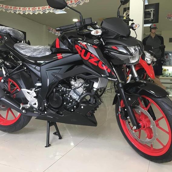 Suzuki Gsxs150 0km. Mod 2020