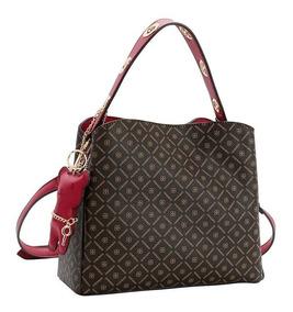 Bolsa Feminina Chenson Monograma Fun Linda 3482262