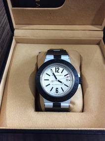 Reloj Bvlgari Aluminun 44mm Impecable