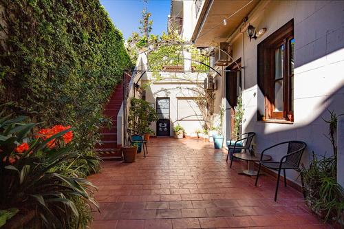 Imagen 1 de 14 de Hermosa Casona Antigua, En Corazón De Palermo Hollywood.